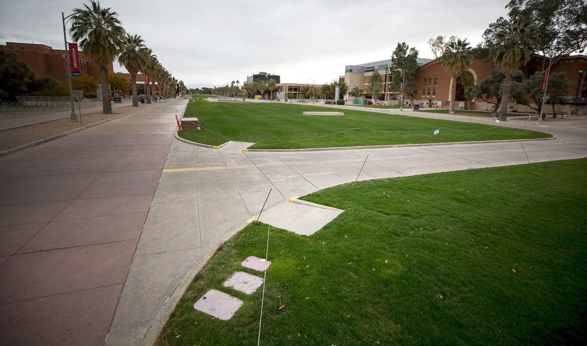 University of Arizona, coronavirus (LE)