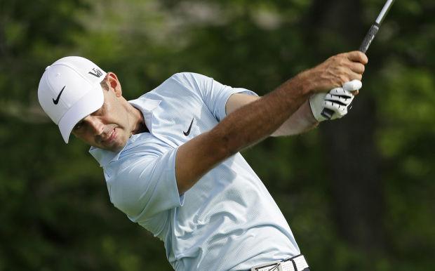 Golf: Consistent Schwartzel leads Memorial