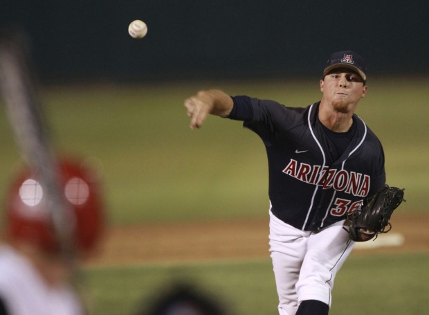 NCAA regional baseball: Arizona 16, Louisville 3: Cats have a regional bash