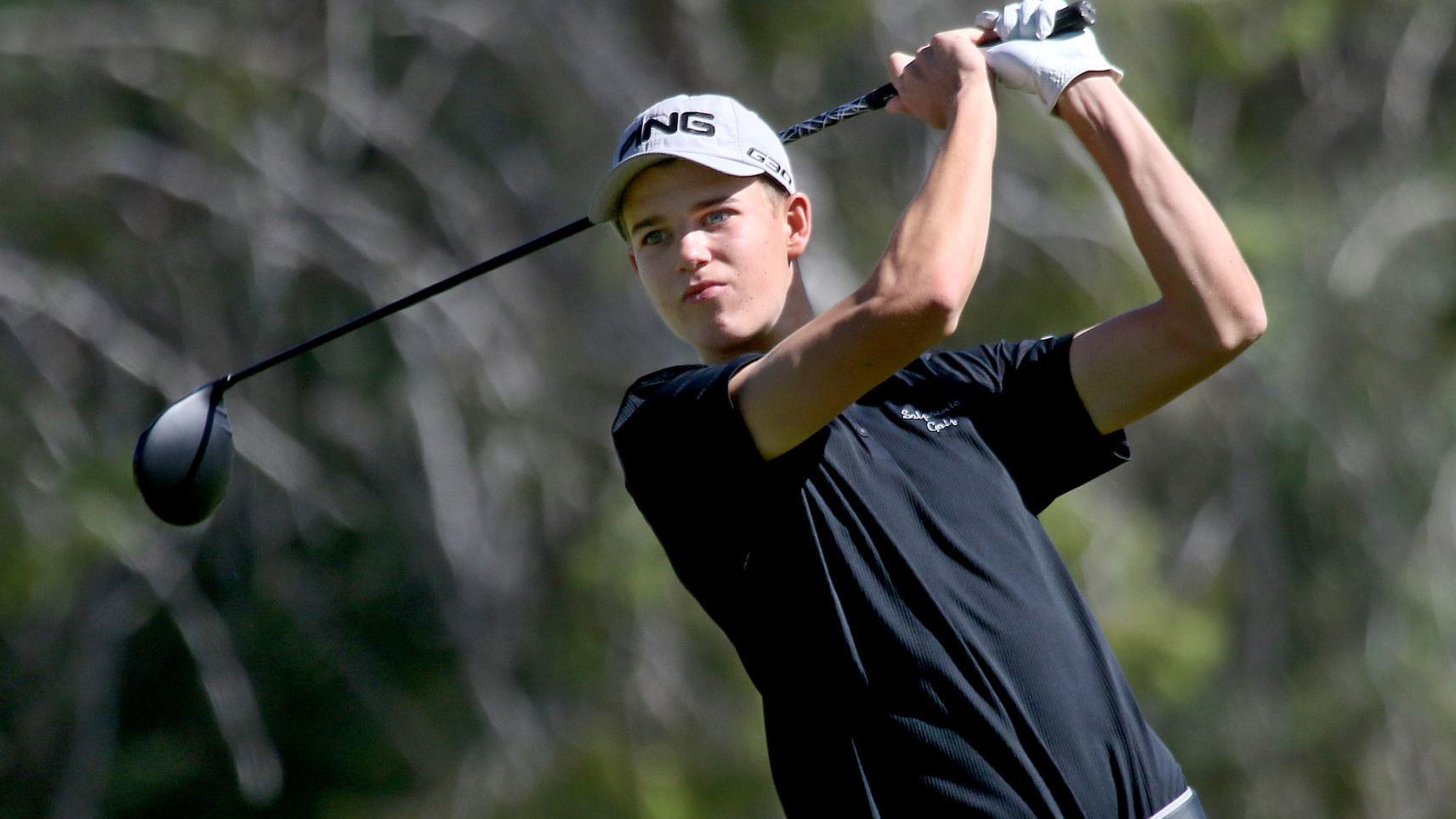 Hansen's Sunday Notebook: Arizona's Trevor Werbylo becoming one of NCAA's best golfers