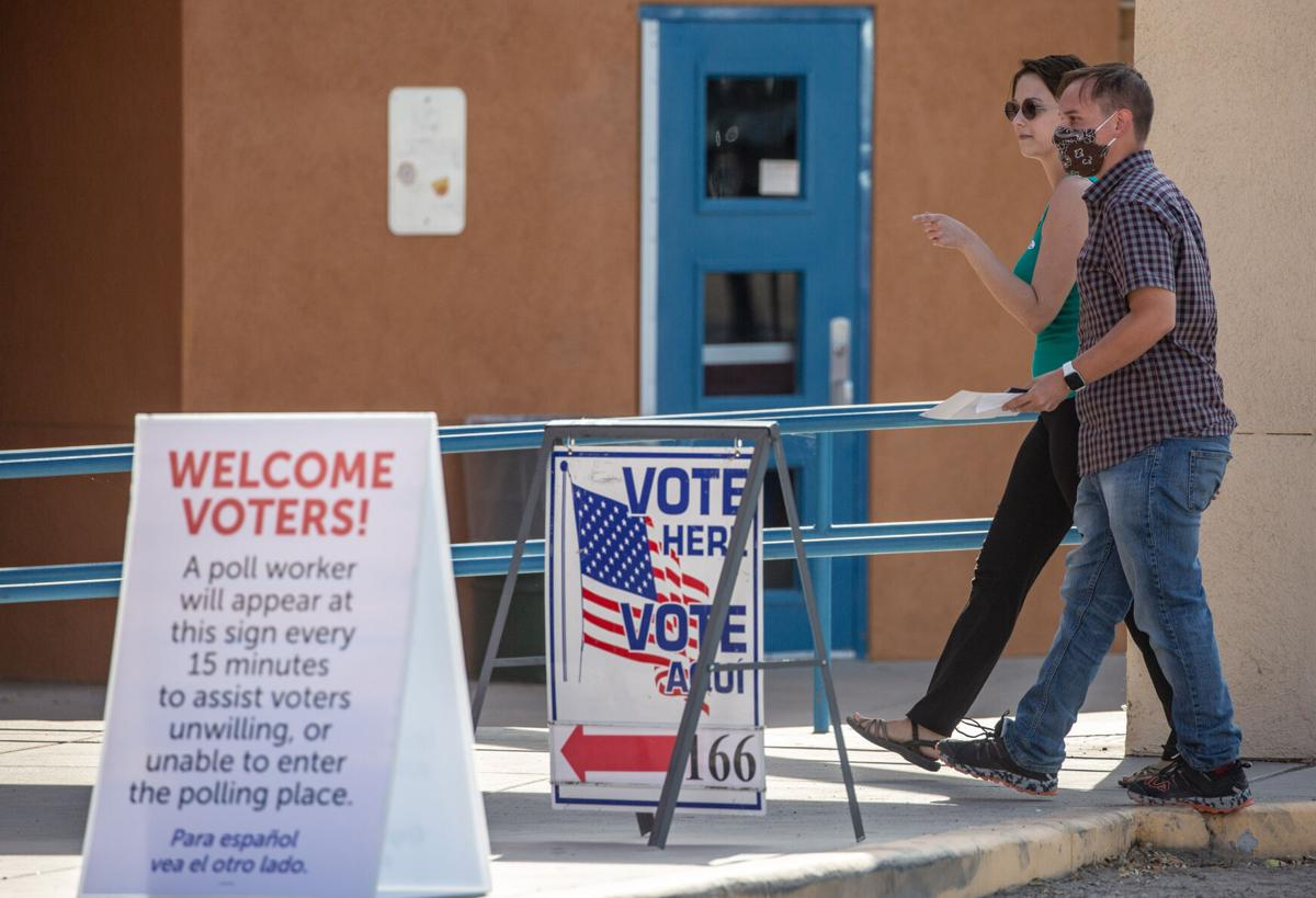 2020 Tucson Election Guide Find Out Where To Vote Plus Information About Southern Arizona Races Local News Tucson Com