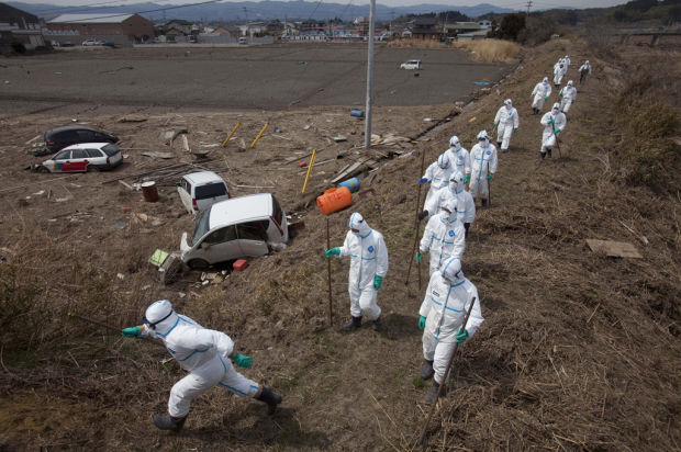 Experts say risk of cancer from Fukushima is tiny