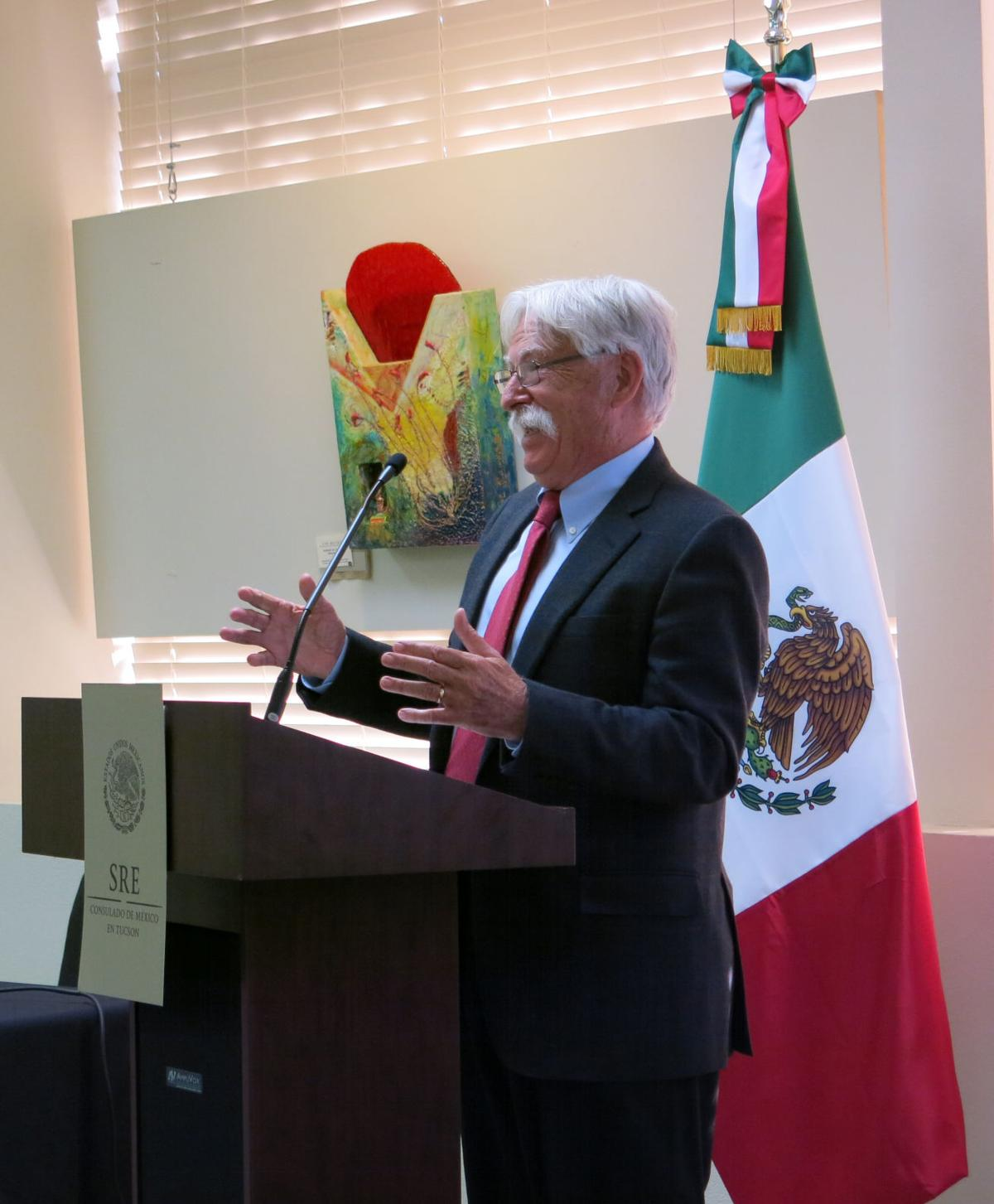 Neto's Tucson: UA professor honored by Mexico for fostering