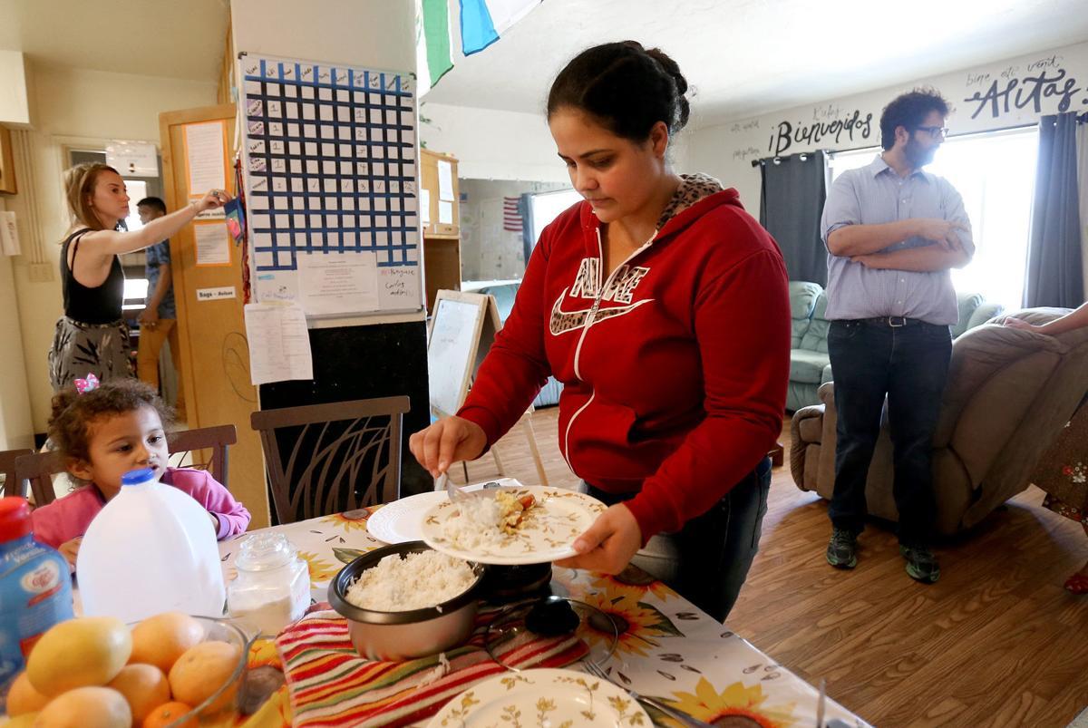 Casa Alitas Migrant Shelter