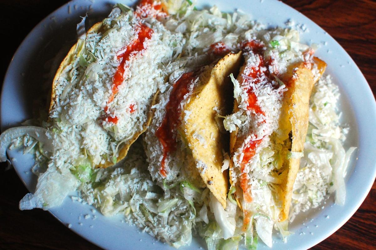 Tacos at El Torero