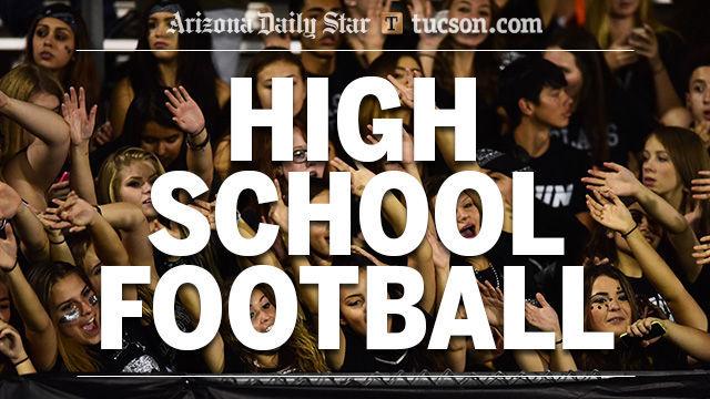 High school football schedule