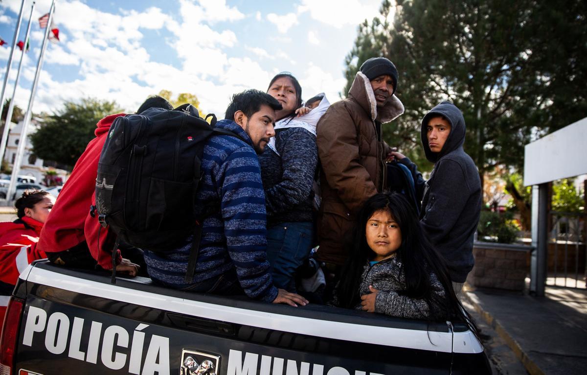 Migrants, asylum, Mexico