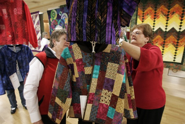 Quilts that go beyond grandma's