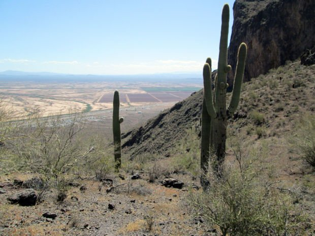 Tim Steller: Let's try a land trade to get passenger rail service between Tucson, Phoenix