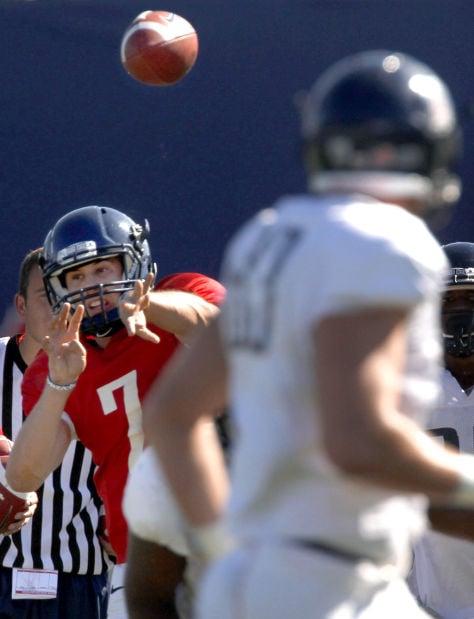 Arizona football: Denker has edge, but starting QB battle far from over