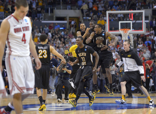 West Region final: No. 9 Wichita St. 70, No. 2 Ohio St. 66: They're the shock of the town
