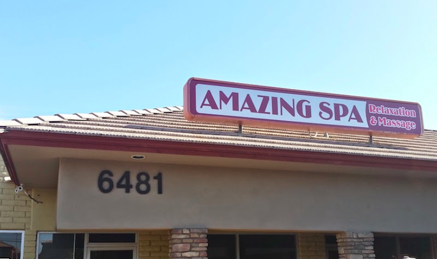 Arizona sex spa