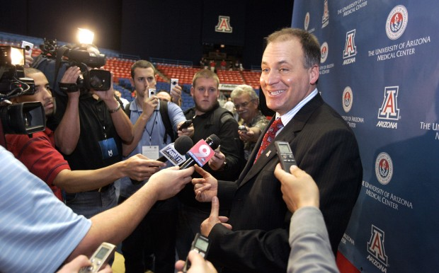 Rich Rodriguez named new UA football coach