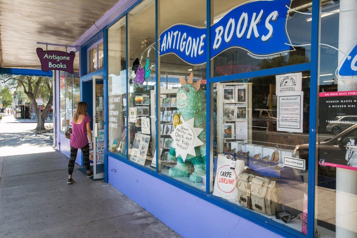 Antigone Books