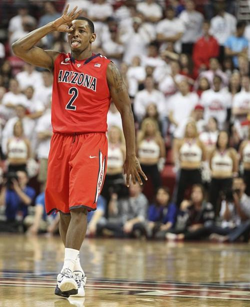 College basketball: Arizona 85, Texas Tech 57: Red outdoes white-out