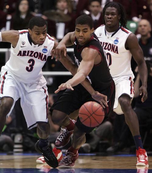 Arizona Wildcats notebook: Elbow injury sidelines Jerrett