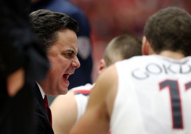 Sean Miller, 2013-2014 Pac-12 Men's Basketball Coach of the Year