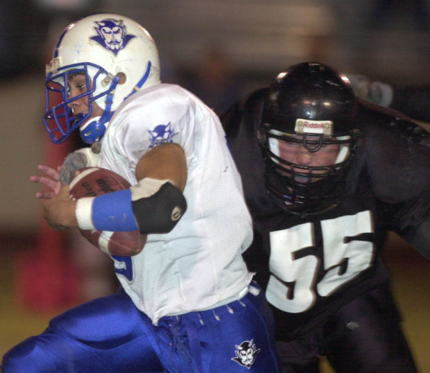 3. Philo Sanchez, RB, 2002