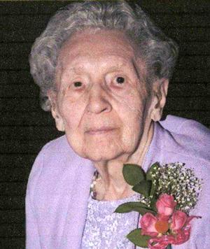 Jane Lis 1/1/1916 - 5/3/2013