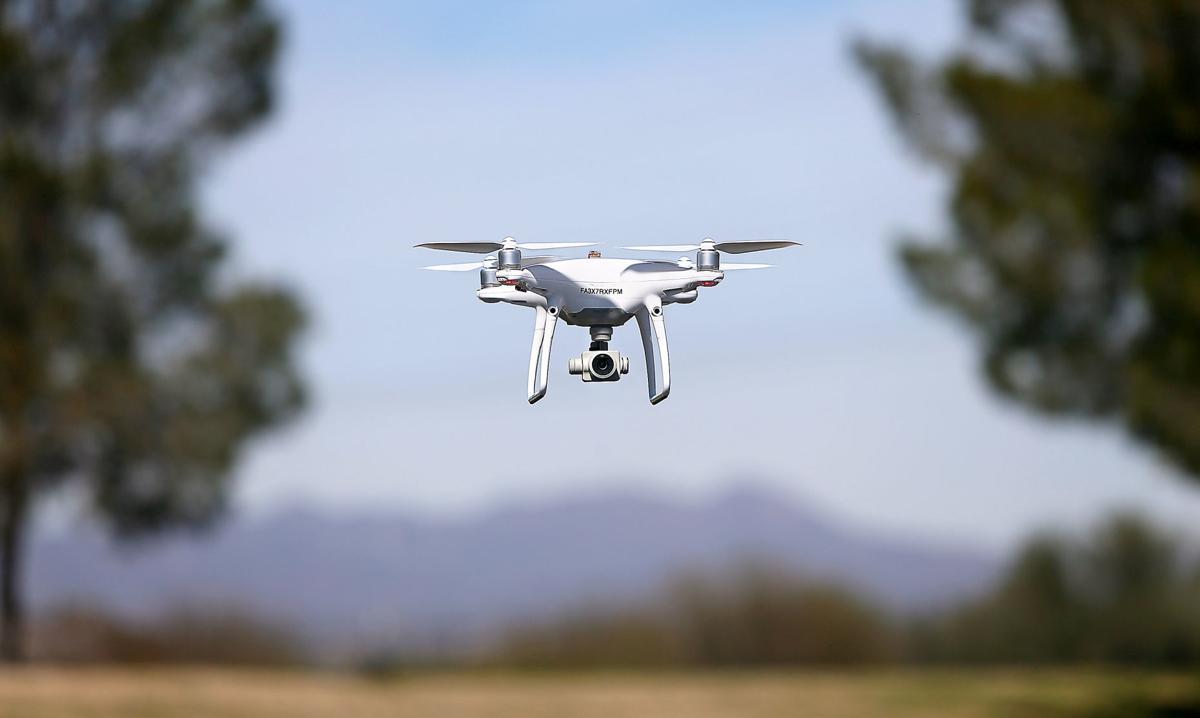 PCSD drone