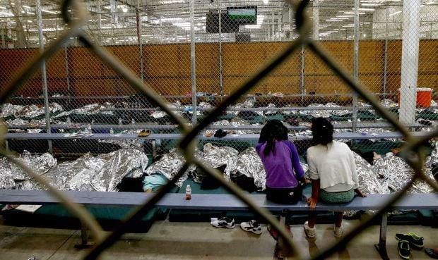 APTOPIX Immigration Overload