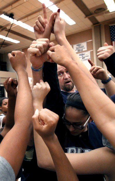 Pima college women's basketball: 'This one's for you, Flecky!'