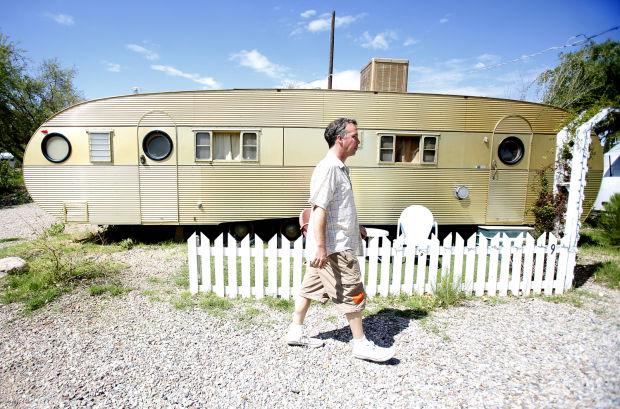 Photos: Comedian Doug Stanhope in Bisbee