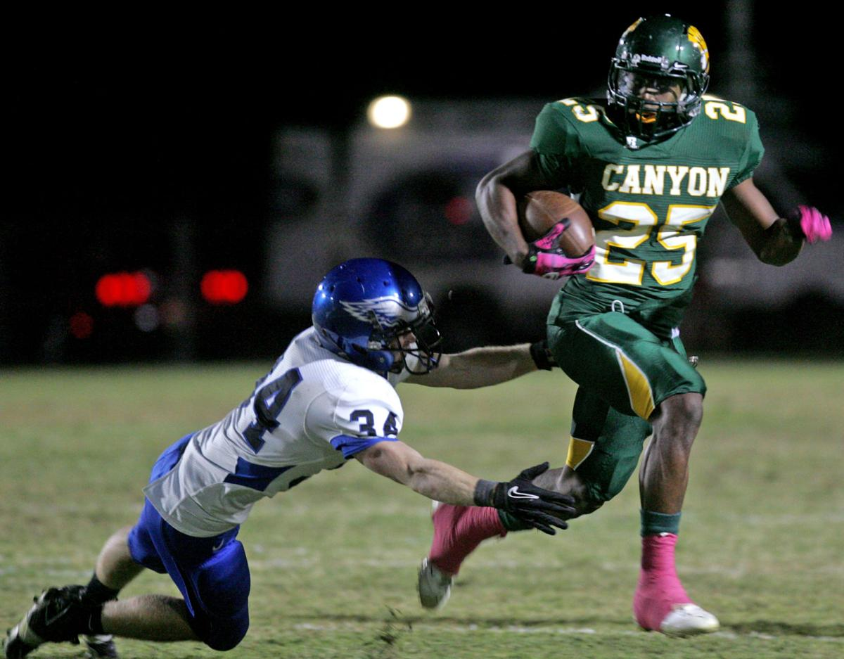 The top 10 running backs from Tucson