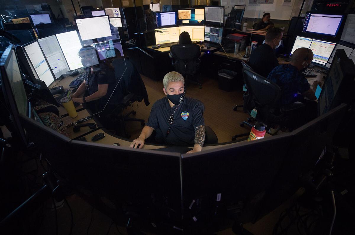 Tucson Public Safety Communications
