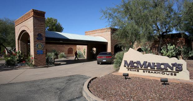 McMahon's steak house
