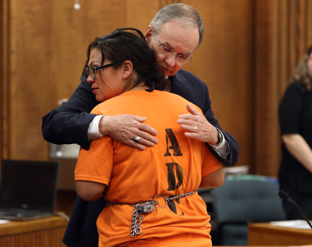 Gina Celaya released from prison