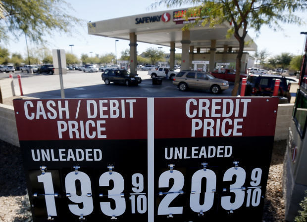 Gas Prices Tucson >> Gas Prices Average Below 2 In Tucson News About Tucson And