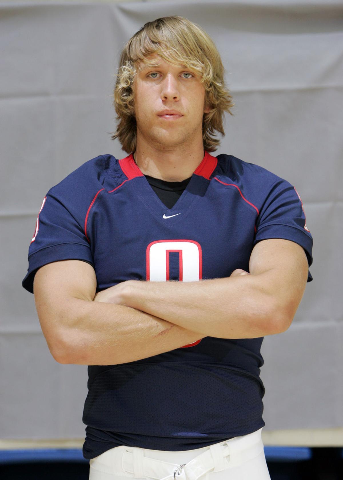 huge discount b1852 51e69 Photos: Arizona Wildcats quarterback Nick Foles, 2009-11 ...