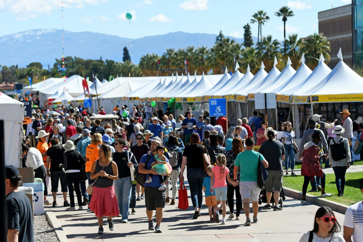 Tucson Festival of Books 2019