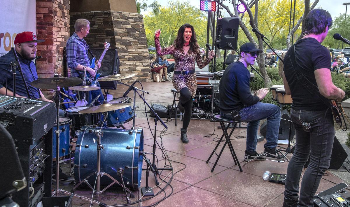 Tucson family band turns every gig into a dance party