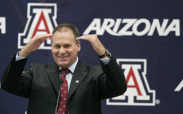 Rich Rodriguez named new UA football coach