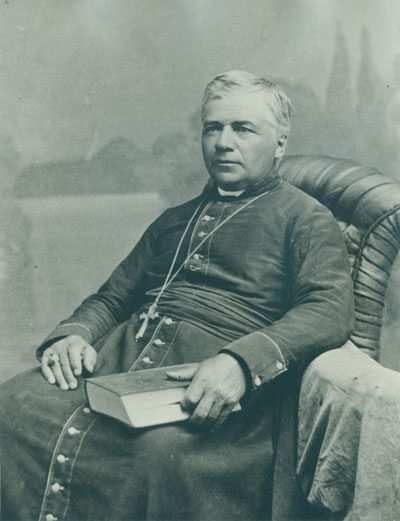 Bishop John Baptist Salpointe: The cleric who built things