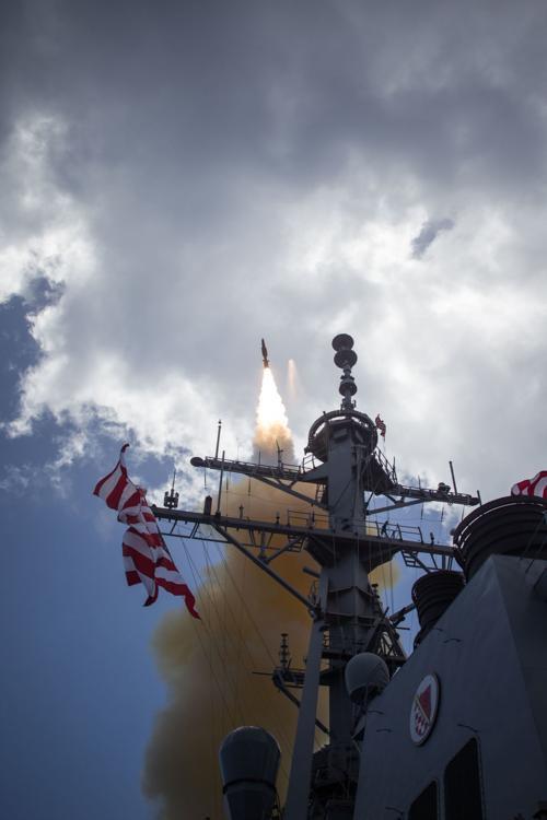 Tests of Raytheon interceptor clear way for $2B program