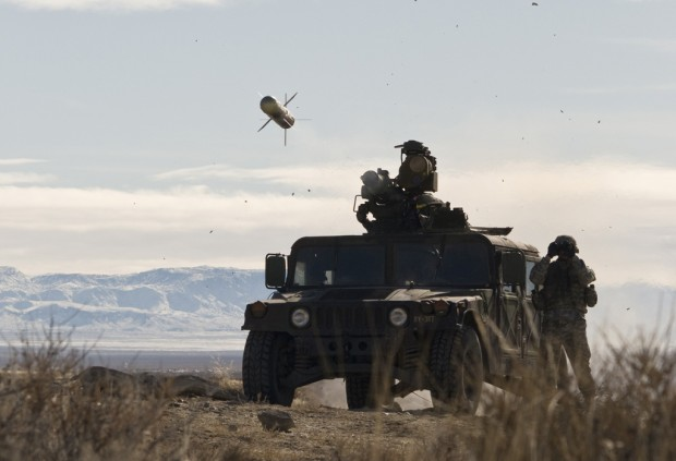 Tucson tech: Raytheon's TOW missile still flying after 50 years