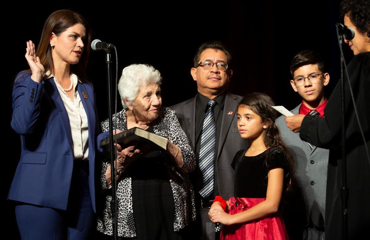 Regina Romero Inauguración