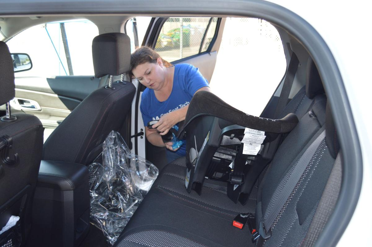 Safe Kids Pima County Car Seat Check