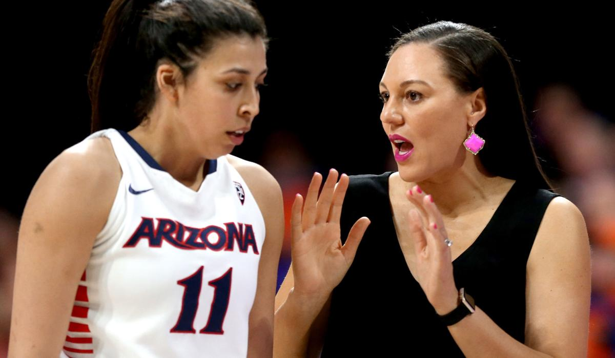 University of Arizona women vs Oregon State