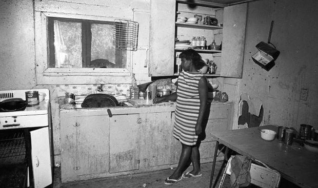 Tucson Citizen poverty series in 1968-69