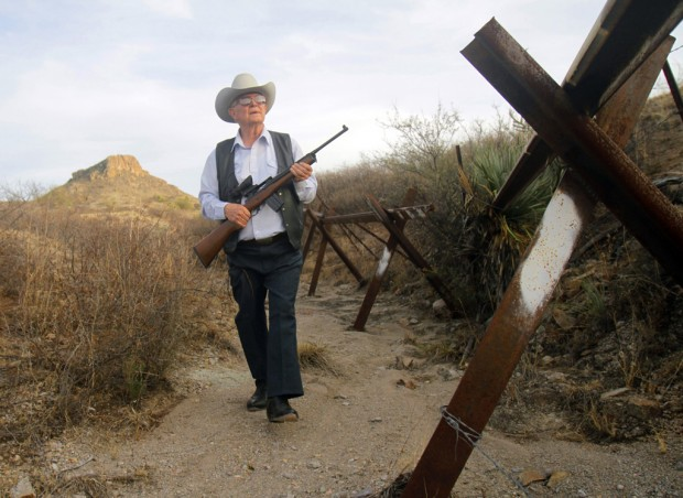 Once tolerant of migrants, AZ ranchers now steer clear