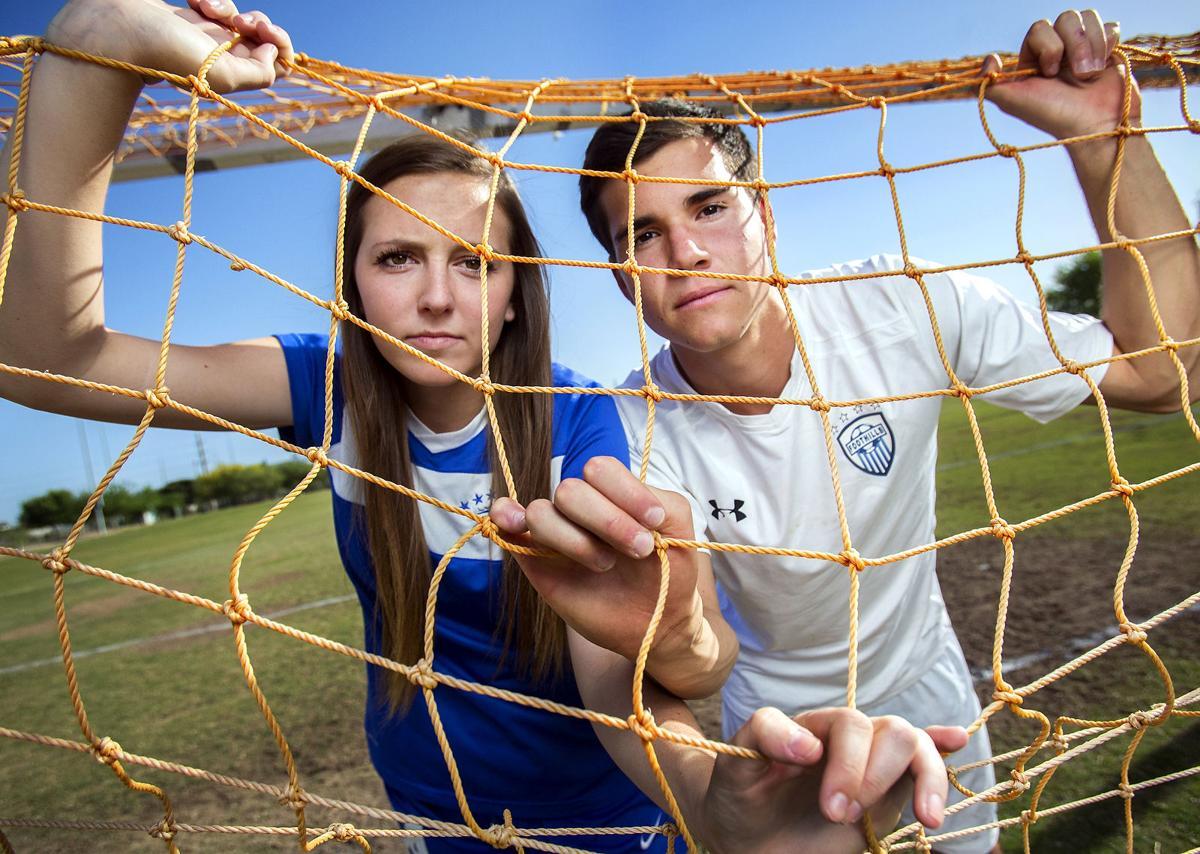 Emily Parker and Jeremy Siwik