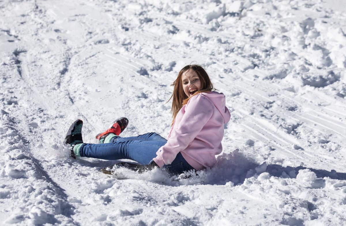 Winter Wonderland on Mt. Lemmon