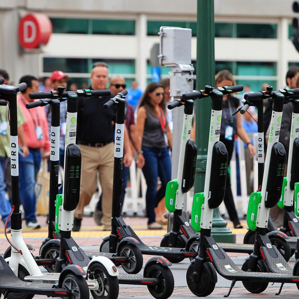 Pilot program allowing e-scooters in Tucson is scrapped, for now