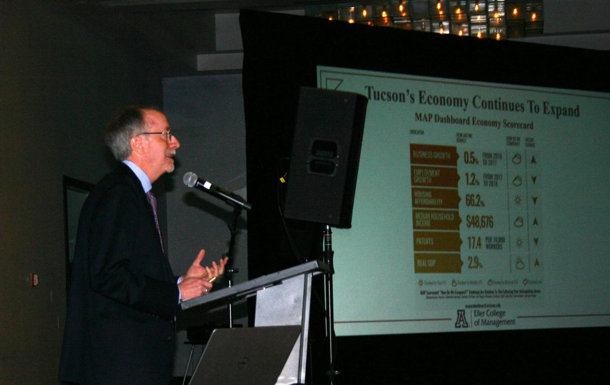 Tucson economy strong for now but expected to slow, UA economists say