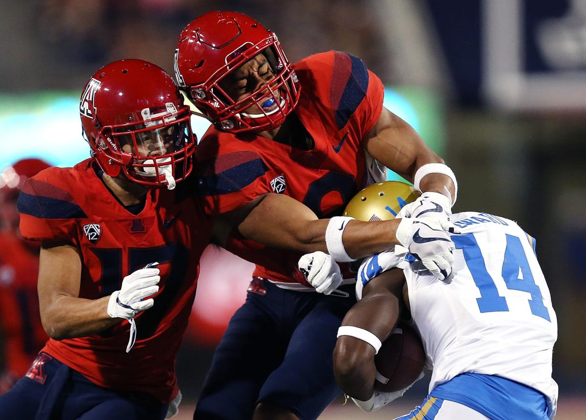 Arizona Wildcats vs. UCLA college football