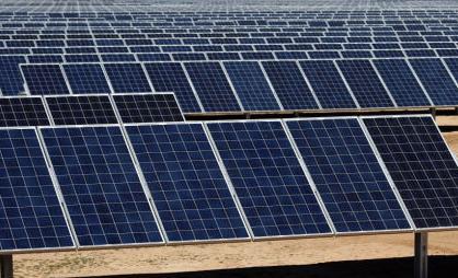 Davis-Manthan Solar Arrays